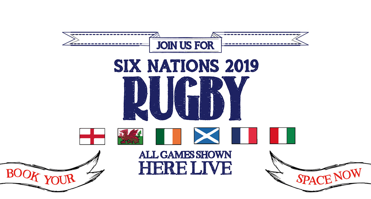 Watch the 6 Nations at The Adelphi in Leeds